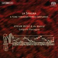 『ラ・スパーニャ』 グレゴリオ・パニアグワ&アトリウム・ムジケー古楽合奏団(SACD版)