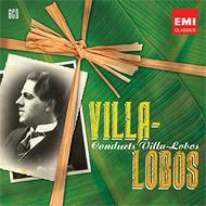 ヴィラ=ロボス・コンダクツ・ヴィラ=ロボス(6CD)
