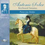 Harpsichord Sonatas Vol.4: Belder(Cemb)