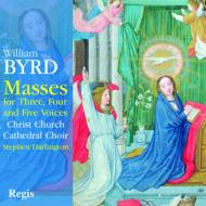 Masses For 3, 4, 5 Voices: Darlington / Oxford Christ Church Cathedral Cho