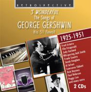 S'wonderful -Songs Of George Gershwin
