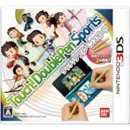 ローチケHMVGame Soft (Nintendo 3DS)/タッチ! ダブルペンスポーツ
