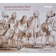 Late Keyboard Sonatas: Guglielmi(Cemb, Fp)