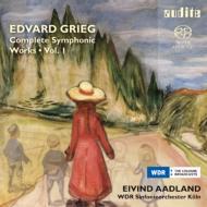 管弦楽曲全集第1集〜ペール・ギュント組曲、交響的舞曲集、ノルドロークのための葬送行進曲 オードラン&ケルン放送響