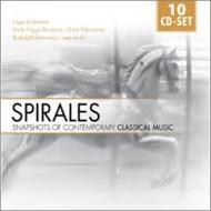 『シュピラール〜現代音楽作品集』(10CD)
