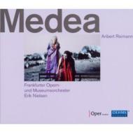 『メデア』全曲 E.ニールセン&フランクフルト歌劇場、バラインスキー、M.ナジ、他(2010 ステレオ)(2CD)