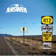 THE ANSWER/412 Days Of Rock And Roll (+dvd)