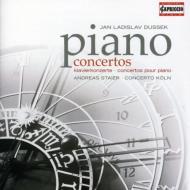 Piano Concertos: Staier(Fp)/ Concerto Koln