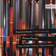 Violin Concertos: Patocka(Vn)Prague Co