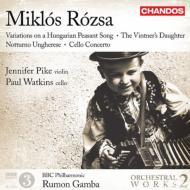 管弦楽作品集第2集 ガンバ&BBCフィル、J.パイク、P.ワトキンス