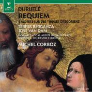レクイエム コルボ&コロンヌ管弦楽団
