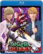 TIGER & BUNNY(タイガー&バニー)6 通常版