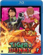 TIGER & BUNNY(タイガー&バニー)7 通常版