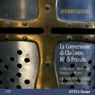 オラトリオ『フランク王クロヴィスの改宗』 ワインマン&ル・ヌーヴェル・オペラ、マクハーディ、他(2CD)