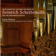 Magnificat Settings For Organ: Karin Nelson +anonymous