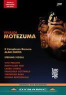 ヴィヴァルディ(1678-1741)/Motezuma: Vizioli Curtis / Ill Complesso Barocco Priante Nesi
