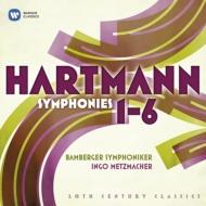 交響曲第1番〜第6番 メッツマッハー&バンベルク交響楽団(2CD)
