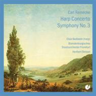 交響曲第3番、ハープ協奏曲 バイセル&ブランデンブルク州立管弦楽団、ベドレーム