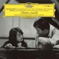 プロコフィエフ:ピアノ協奏曲第3番、ラヴェル:ピアノ協奏曲 アルゲリッチ、アバド&ベルリン・フィル(シングルレイヤー)(限定盤)
