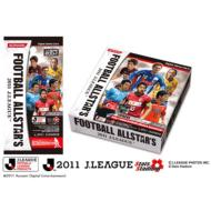 Digital Game Card FOOTBALL ALLSTAR'S 2011 J.LEAGUE Vol.2 BOX