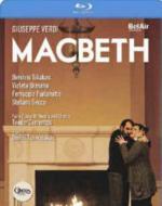 『マクベス』全曲 チェルニャコフ演出、クルレンツィス&パリ・オペラ座、ティリアコス、ウルマーナ、他(2009 ステレオ)