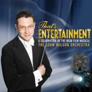 『ザッツ・エンターテインメント』 ジョン・ウィルソン・オーケストラ(+DVD限定盤)