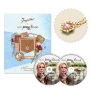 <梨花デザイン ジュピター5周年企画> オリジナルネックレス入り 『食べて、祈って、恋をして』BD+DVD BOX PRAY version