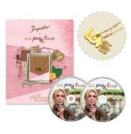 <梨花デザイン ジュピター5周年企画> オリジナルネックレス入り 『食べて、祈って、恋をして』BD+DVD BOX LOVE version