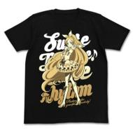 Suite Precure Cure Rhythm T-shirt / Black XL
