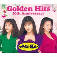 Mi-Ke Golden Hits〜20th Anniversary (+DVD)