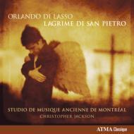 『聖ペテロの涙』 C.ジャクソン&モントリオール古楽スタジオ