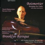 Cello Sonatas: Brooklyn Baroque