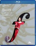『アルミード』全曲 カーセン演出、クリスティ&レザール・フロリサン、ドゥストラック、アグニュー、他(2008 ステレオ)