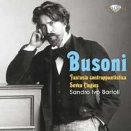 対位法的幻想曲、7つの悲歌集 サンドロ・イヴォ・バルトリ