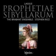 シビュラの預言、マニフィカト『千年もの間、天はどれほどの』、他 ライス&ブラバント・アンサンブル