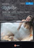 『ルサルカ』全曲 クシェイ演出、ハヌス&バイエルン国立歌劇場、オポライス、フォークト、他(2010 ステレオ)(2DVD)