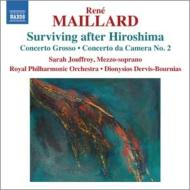 『ヒロシマの生き残り』、合奏協奏曲、室内協奏曲第2番 デルヴィス=ブルニアス&ロイヤル・フィル