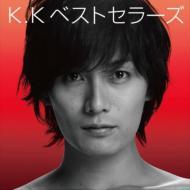KAZUKI KATO 5th.Anniversary K.Kベストセラーズ )【CD+DVD(LIVE DVD)】