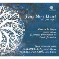 Mass, Stabat Mater, Etc: Biosca / La Xantria Espasa / Vespres D'arnadi Vilamajo(T)