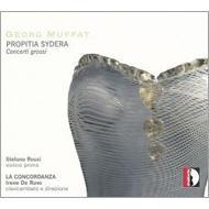 Concerti Grossi: S.rossi(Vn)De Ruvo / La Concordanza