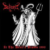 At The Devils Studio 1990