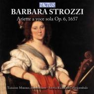 Ariette A Voce Sola Op, 6, : �\�Ӓ��j(Ct)Rambaldi(Cemb)