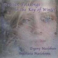 Russian Folksongs In The Key Of Winter