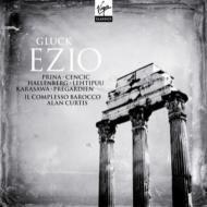 『エツィオ』全曲 カーティス&イル・コンプレッソ・バロッコ、プリーナ、レーティプー、唐澤まゆこ、他(2CD限定盤)