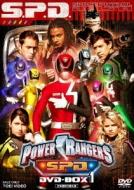 POWER RANGERS S.P.D.DVD-BOX 1