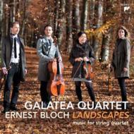 弦楽四重奏のための作品集 ガラテア四重奏団、マインツ