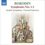 交響曲第1番、第2番、第3番 シュウォーツ&シアトル交響楽団