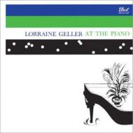 Lorraine Geller At The Piano