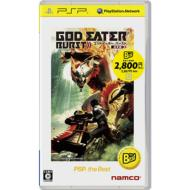 GOD EATER BURST PSP the Best