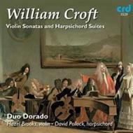 Violin Sonatas, Harpsichord Suites: H.brooks(Vn)Pollock(Cemb)